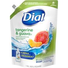 Dial Naturals Liquid Soap Refill - 1.18 L - Kill Germs - Hand - 1 Each