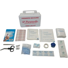 Paramedic Workplace First Aid Kits Prince Edward Island #2, 1-20 Employees - 20 x Individual(s) - 1 Each