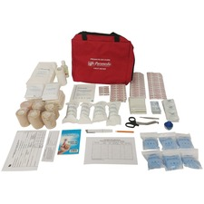 Paramedic Workplace First Aid Kits British Columbia #2 > 50 Employees - 50 x Individual(s) - 1 Each