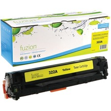 fuzion Toner Cartridge - Alternative for HP 128A - Yellow - Laser - 1300 Pages - 1 Each