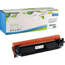 Fuzion Remanufactured Toner Cartridge - Alternative for HP 17A (CF217A) - Black - Laser - 1600 Pages - 1 Each