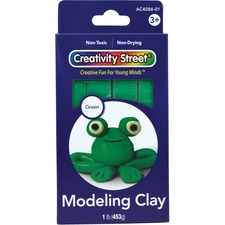 PAC AC408601 Pacon Creativity Street Modeling Clay PACAC408601