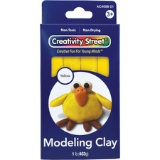 PAC AC408801 Pacon Creativity Street Modeling Clay PACAC408801