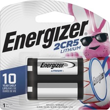 EVE EL2CR5BP Energizer 2CR5 e2 Lithium Photo 6-Volt Battery EVEEL2CR5BP