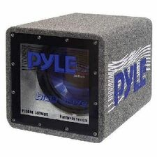 Pyle Blue Wave PLQB10 Woofer - Blue