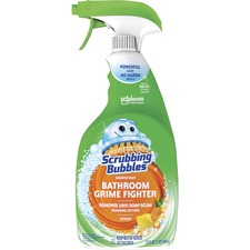 SJN 308469CT SC Johnson Scrubbing Bubbles Bathroom Cleaner SJN308469CT