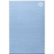 Seagate Backup Plus Slim STHN2000402 2 TB Portable Hard Drive - External - Light Blue - USB 3.0 - 2 Year Warranty - Retail
