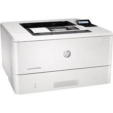 HP LaserJet Pro M404 M404dn Desktop Laser Printer - Monochrome - 40 ppm Mono - 4800 x 600 dpi Print - Automatic Duplex Print - 350 Sheets Input - Ethernet - 80000 Pages Duty Cycle