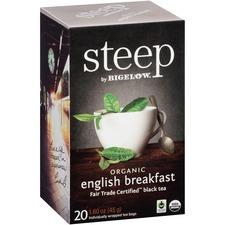 BTC 17701 Bigelow English Breakfast Black Tea BTC17701