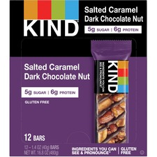 KND 26961 KIND Nuts and Spices Bars KND26961