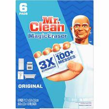 Mr. Clean Magic Eraser Pads - Pad - 6 / Pack - White