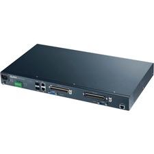 ZyXEL 24-Port Temperature-Hardened VDSL2 Box DSLAM - 2 x Network (RJ-45) - Gigabit Ethernet - VDSL2 - Rack-mountable
