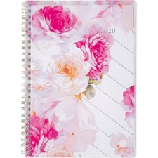 AAG 1261201 AT-A-GLANCE Anastasia CYO Weekly/Monthly Planner AAG1261201
