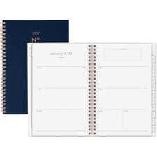 AAG128020058 - At-A-Glance Cambridge WorkStyle Weekly/Monthly Planner