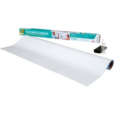 "Post-it® Flex Write Surface - Rectangle - 72"" (1828.80 mm) Length x 48"" Width"