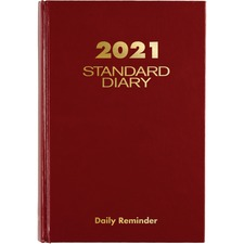 AAG SD38180 AT-A-GLANCE Standard Diary AAGSD38180
