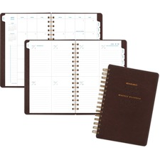 AAGYP200A09 - At-A-Glance Signature Academic Weekly/Monthly Planner