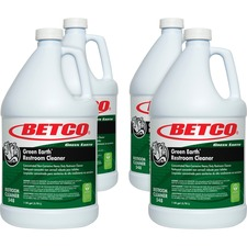 BET 5480400CT Betco Corp Green Earth Restroom Cleaner BET5480400CT