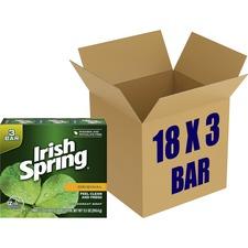 CPC 14177CT Colgate-Palmolive Irish Spring Original Bar Soap CPC14177CT