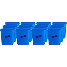 GJO 57257CT Genuine Joe 28-quart Recycle Wastebasket GJO57257CT