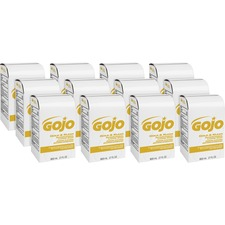 GOJ 912712CT GOJO Refill Gold/Klean Antimicrobial Lotion Soap GOJ912712CT