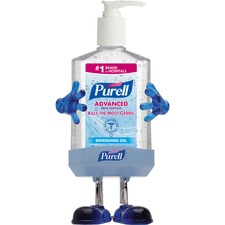 GOJ 9600PL1CT GOJO PURELL Pal Hand Sanitizing Desktop Kit GOJ9600PL1CT