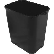 IMP 77015CT Impact 14-quart Plastic Wastebasket IMP77015CT