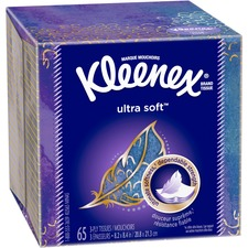 KCC 49959 Kimberly-Clark Kleenex Ultra Soft Tissues KCC49959