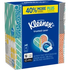 KCC 50184 Kimberly-Clark Kleenex Trusted Care Tissue KCC50184