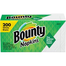 PGC 96595CT Procter & Gamble Bounty Quilted Napkins PGC96595CT