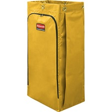 RCP 1966881CT Rubbermaid Comm. 34-gal Janitor Cart Vinyl Bag RCP1966881CT