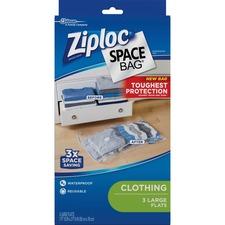 SJN 690898CT SC Johnson Ziploc Clothing Space Bag SJN690898CT
