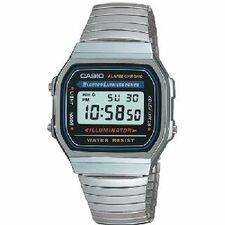 Casio A168W-1 Classic Wrist Watch