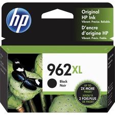 HP 962XL (3JA03AN) Ink Cartridge - Black - Inkjet - High Yield - 2000 Pages - 1 Each