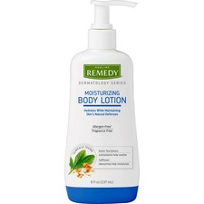 MII REMB0818 Medline Remedy Moisturizing Body Lotion MIIREMB0818
