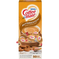 NES 68613 Nestle Coffee-mate Butterscotch Creamer NES68613