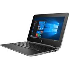"HP ProBook x360 11 G4 EE 11.6"" Touchscreen 2 in 1 Notebook - 1366 x 768 - Core M m3-8100Y - 8 GB RAM - 128 GB SSD - Windows 10 Home 64-bit - Intel HD Graphics 615 - English, French Keyboard - Bluetooth"