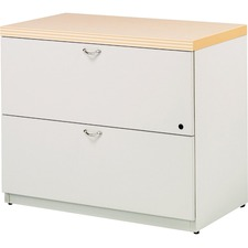 LAS72K2436LFG - Lacasse Concept 70 2-Drawer Lateral File Unit