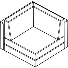AROCU306TP04 - Arold Corner Armchair