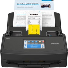 Fujitsu ScanSnap iX1500 Sheetfed Scanner - 600 dpi Optical - 30 ppm (Mono) - 30 ppm (Color) - Duplex Scanning - USB