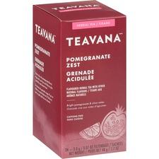 SBK 11092395 Starbucks Teavana Pomegranate Zest Herbal Tea SBK11092395