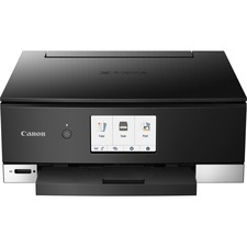 CNM TS8220BK Canon PIXMA TS8220 Wireless Inkjet All-in1 Printer CNMTS8220BK