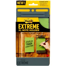 MMM XT456HOLDER 3M Post-It XL Extreme Notes Holder MMMXT456HOLDER
