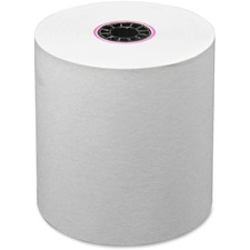 """Iconex Thermal Thermal Paper - White - 3 1/8"""" x 230 ft - 50 / Box"""