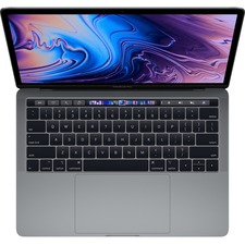 "Apple MacBook Pro MUHN2LL/A 13.3"" Notebook - 2560 x 1600 - Intel Core i5 (8th Gen) Quad-core (4 Core) 1.40 GHz - 8 GB RAM - 128 GB SSD - Space Gray"