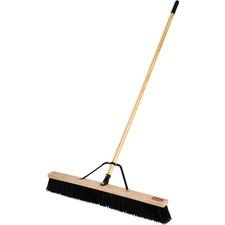 "RCP 2040051 Rubbermaid Comm. Heavy-duty 36"" Push Broom RCP2040051"
