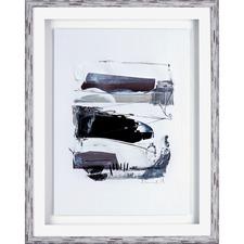 LLR 04471 Lorell Abstract Design Framed Artwork LLR04471