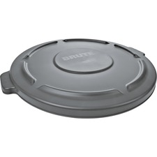 RCP 264560GRY Rubbermaid Comm. Brute 44-gallon Container Lid RCP264560GRY