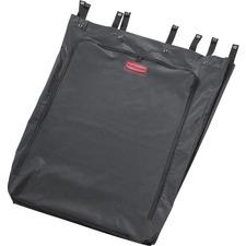 RCP 635000BK Rubbermaid Comm. 30 gal Premium Linen Hamper Bag RCP635000BK