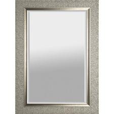 LLR 04482 Lorell Mosaic Border Hanging Mirror LLR04482
